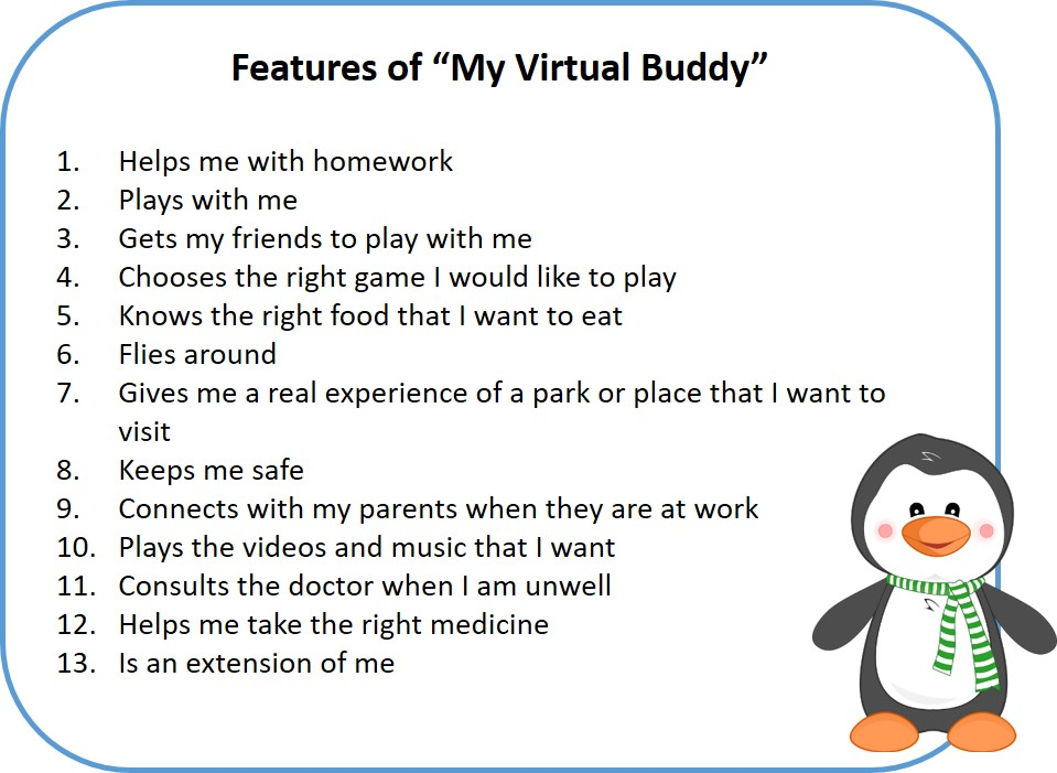 Virtual buddy